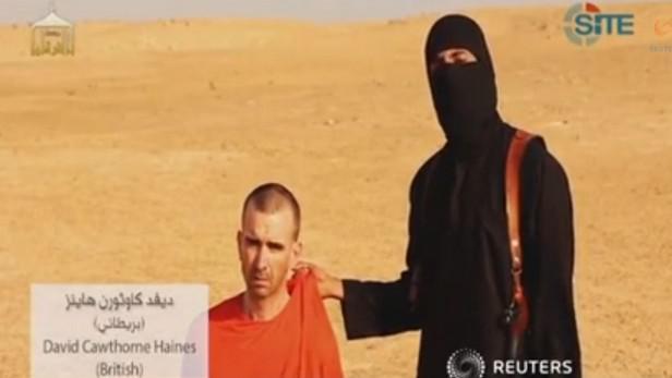 Video s uneseným Britem