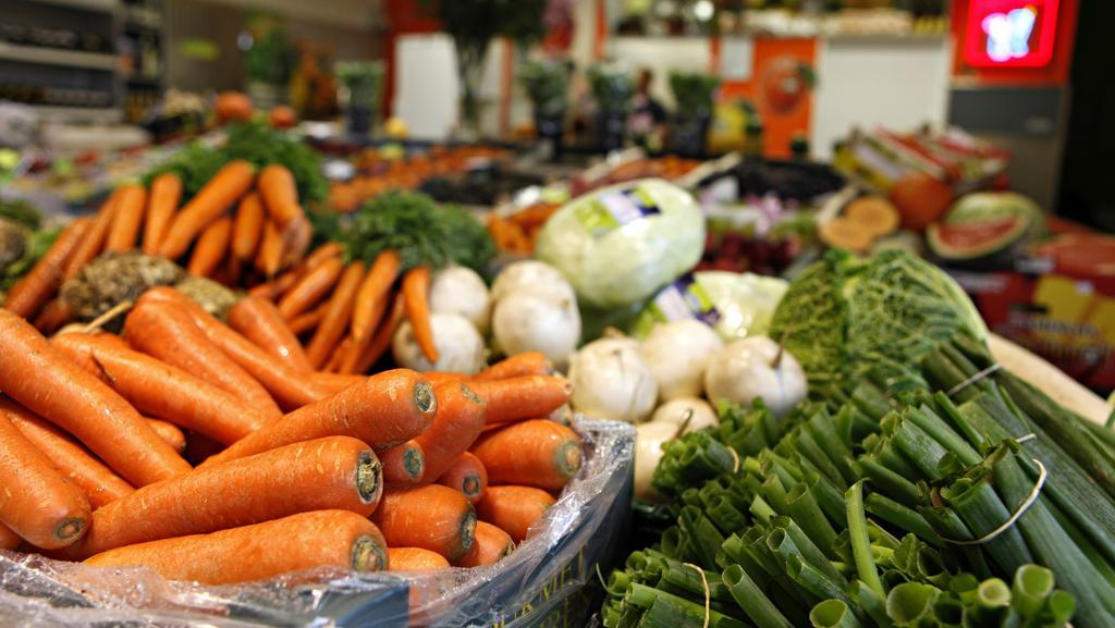 Nabídka biopotravin