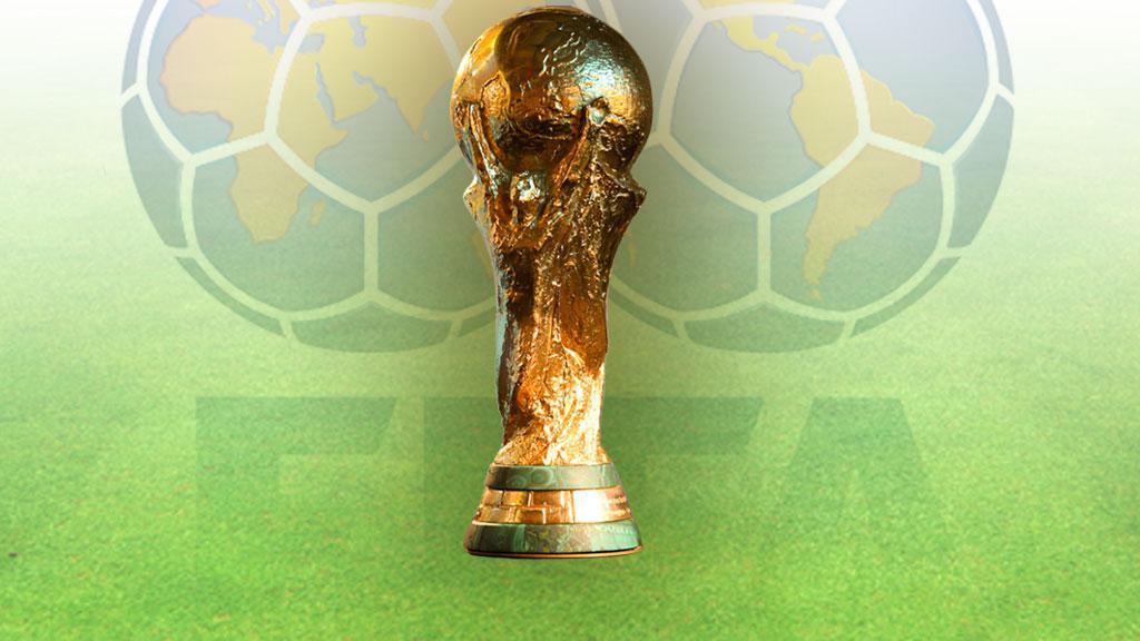 Trofej pro mistry světa ve fotbale