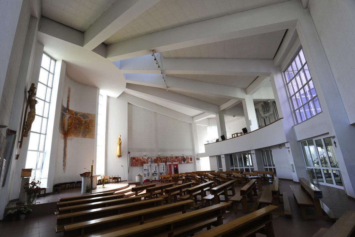 Kostel Panny Marie Pomocnice křesťanů v Brně-Žabovřeskách