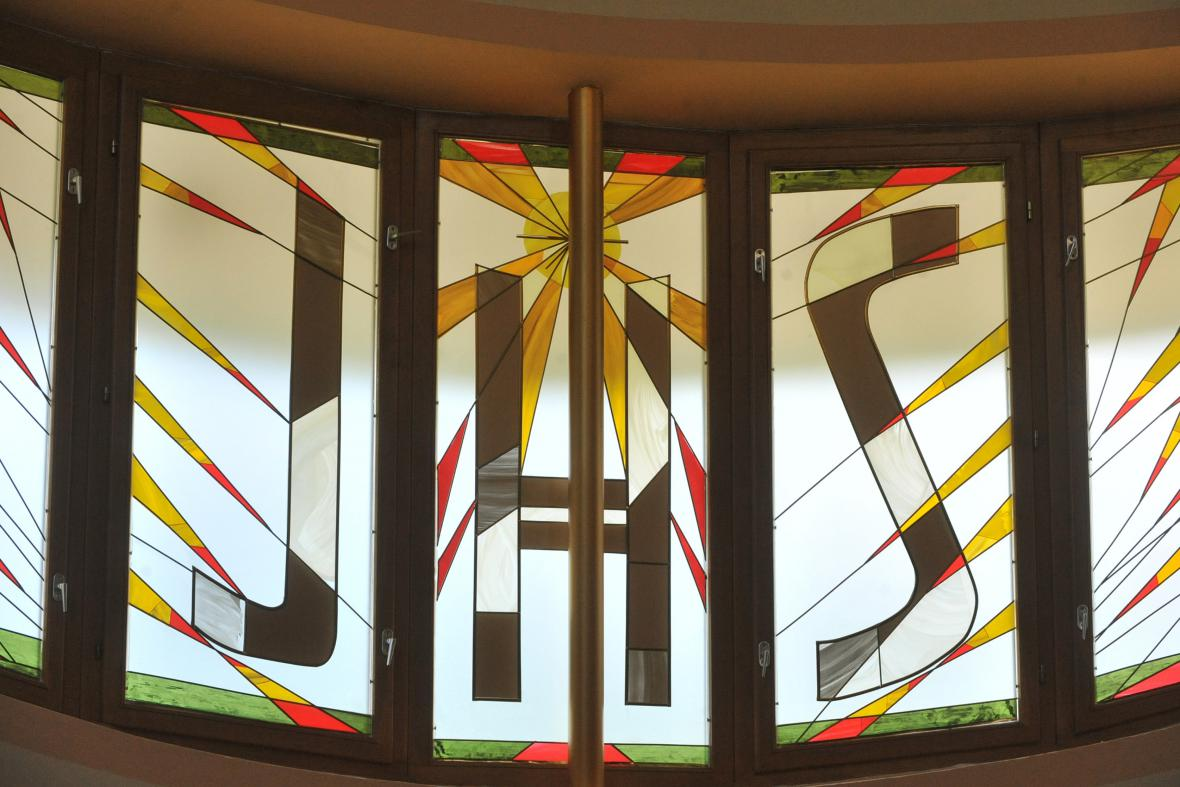 Kaple svaté Barbory v Karviné - Loukách