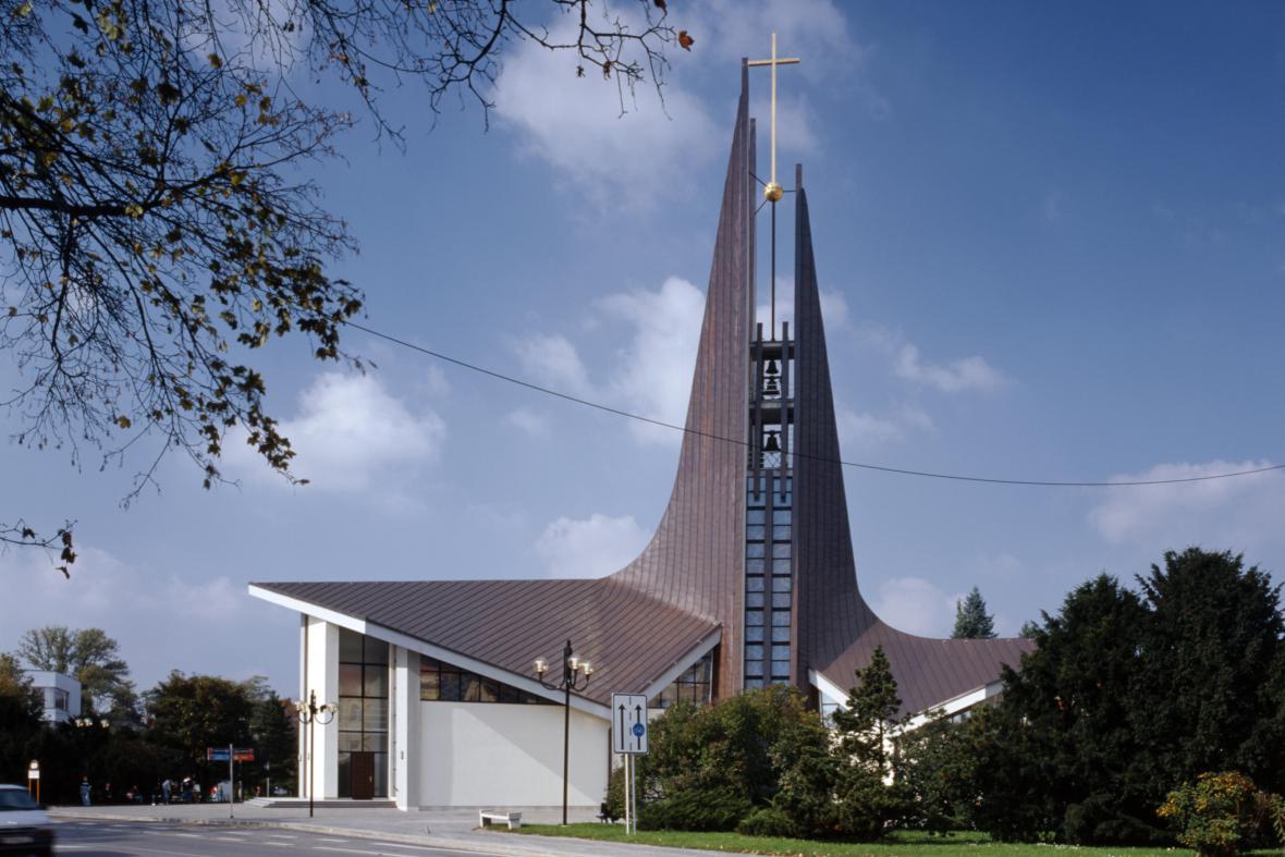 Kostel sv. Václava v Břeclavi