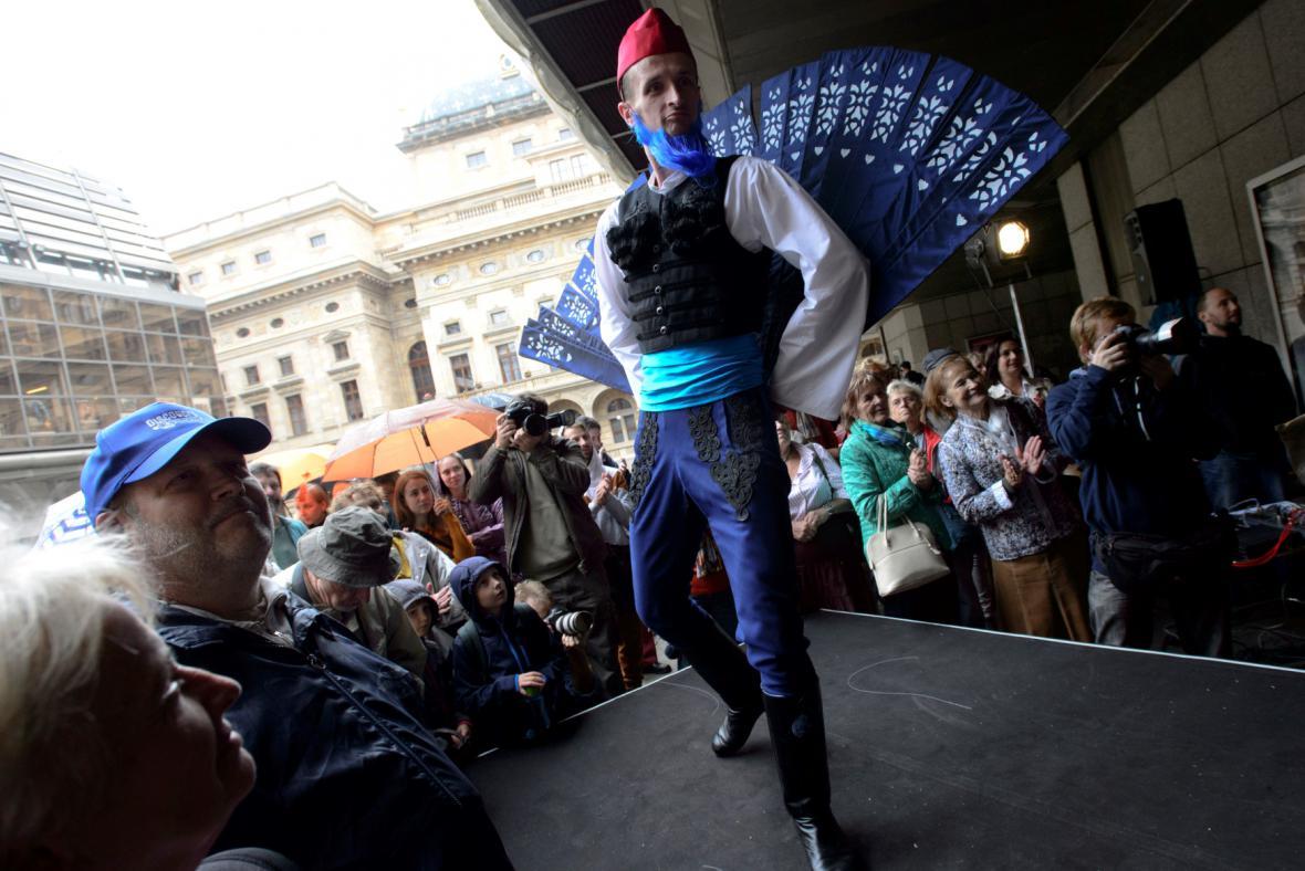 Přehlídka kostýmů Národního divadla