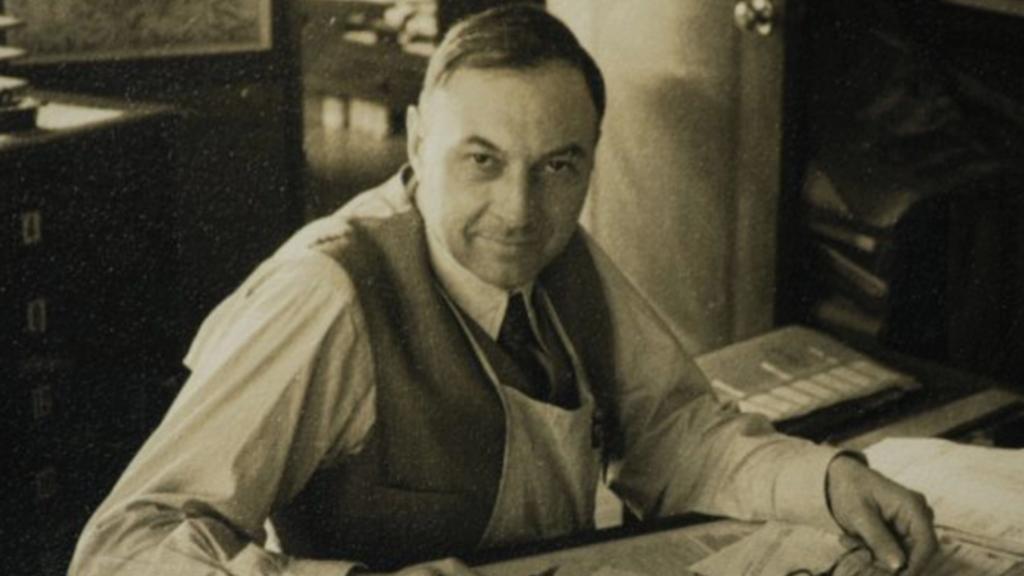 Architekt Ladislav Hudec