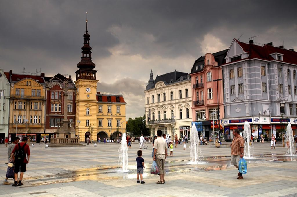 Ostrava, Masarykovo náměstí