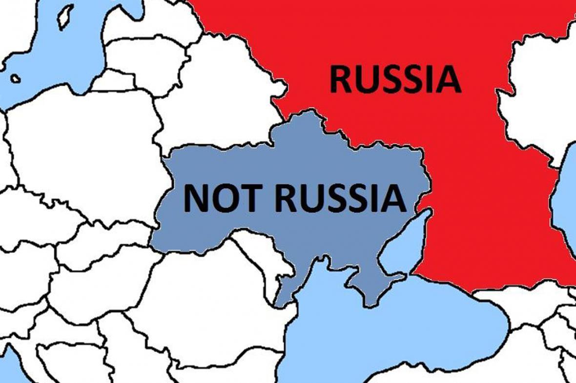 Kanadská delegace při NATO radí ruským vojákům, co je, a co není Rusko