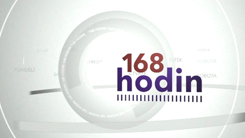 Logo 168 hodin