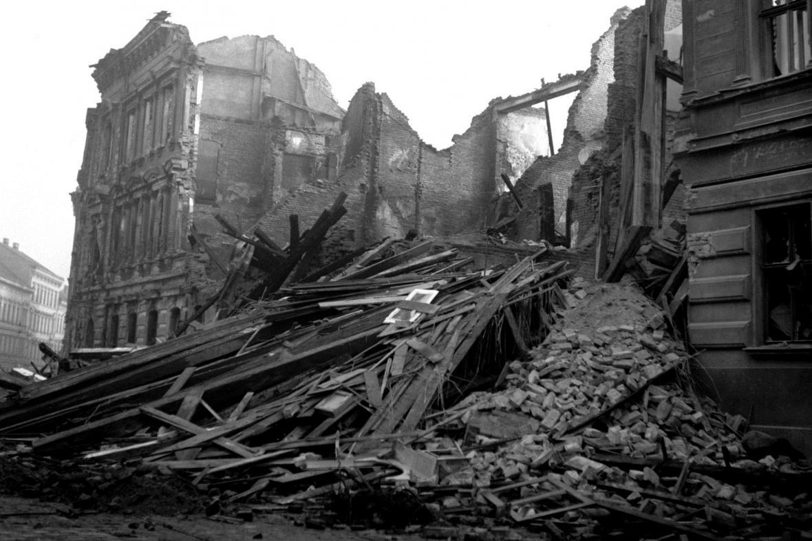 Bombardování spojenců