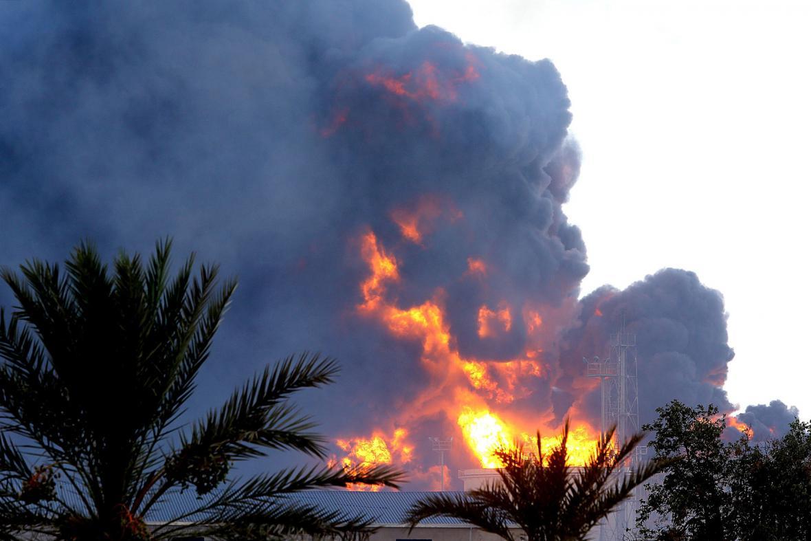 Bitva o Tripolis