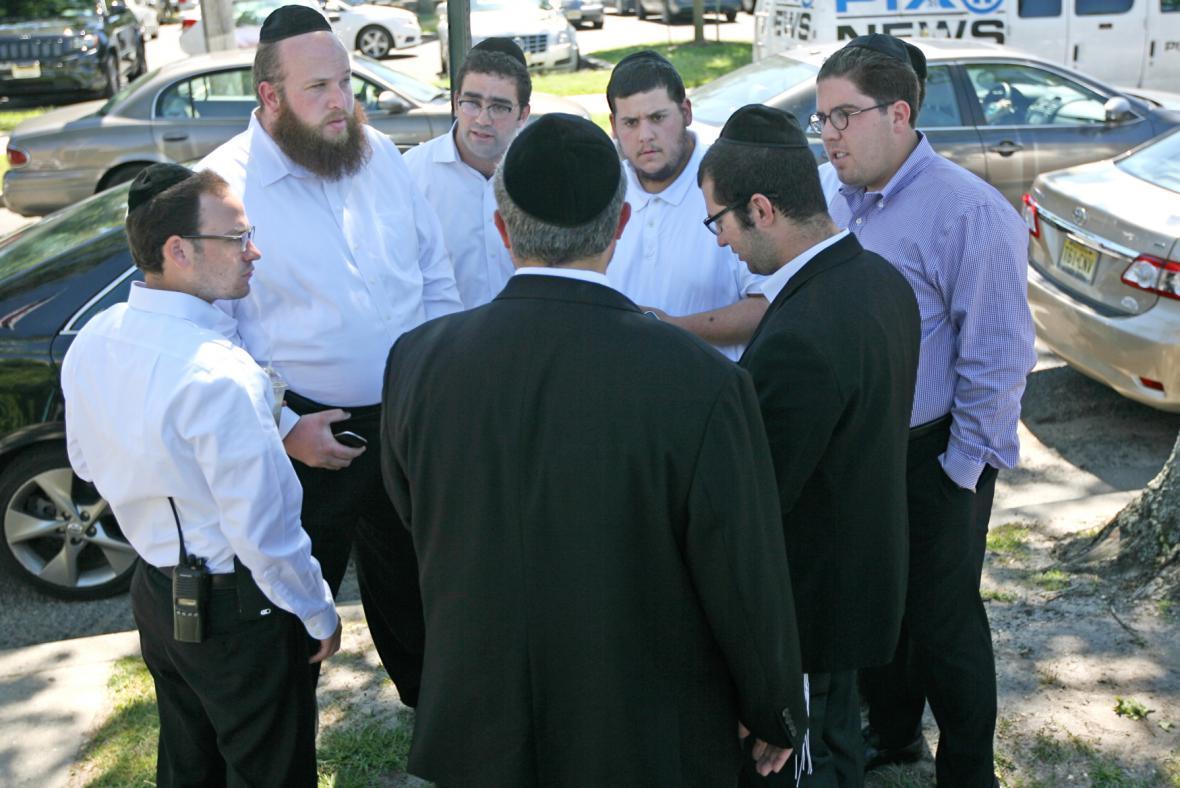 Pohřešovaný americký žid