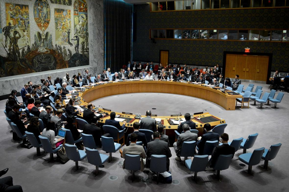 Rada bezpečnosti projednává zřícení letu MH17