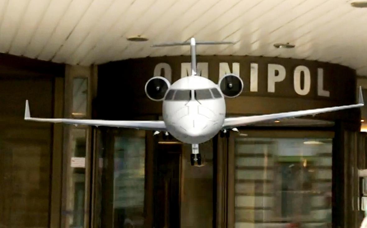 Opravu vládního letounu zprostředkovala firma Omnipol