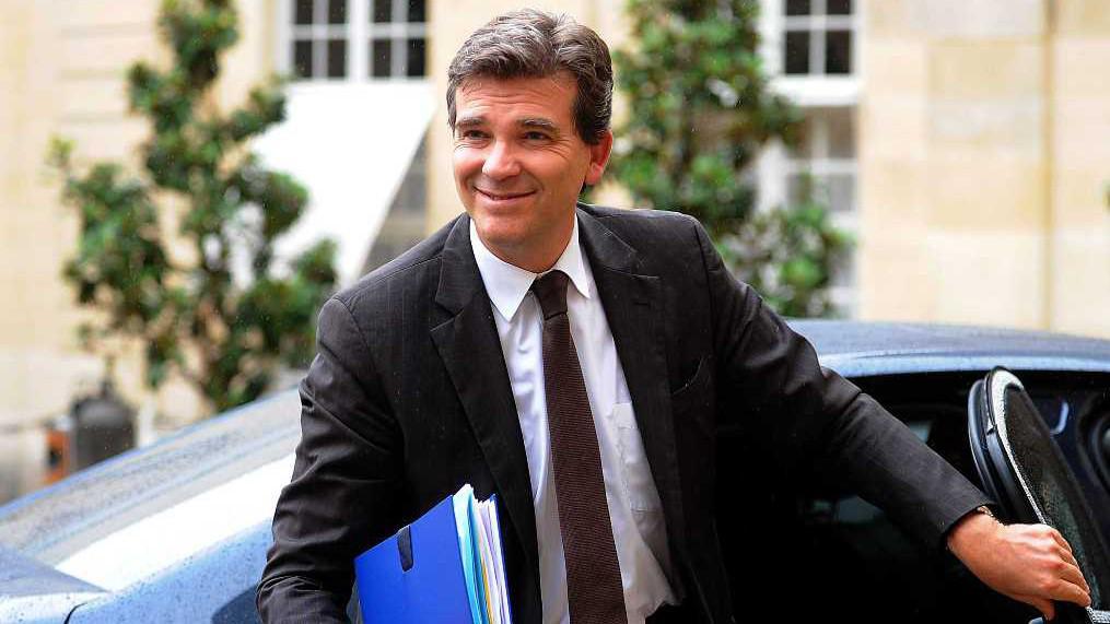 Arnoud Montebourg