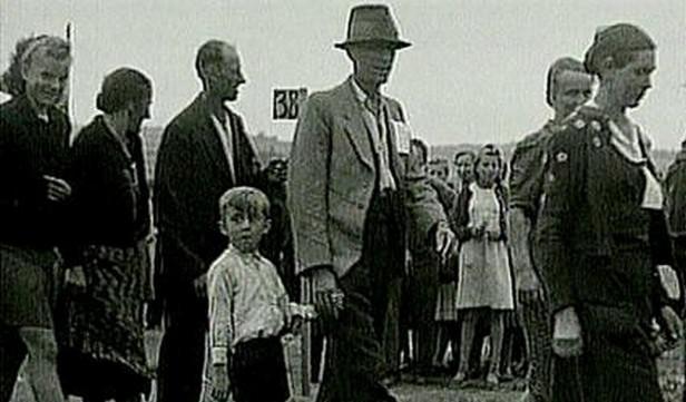 Poválečný odsun Němců z Československa