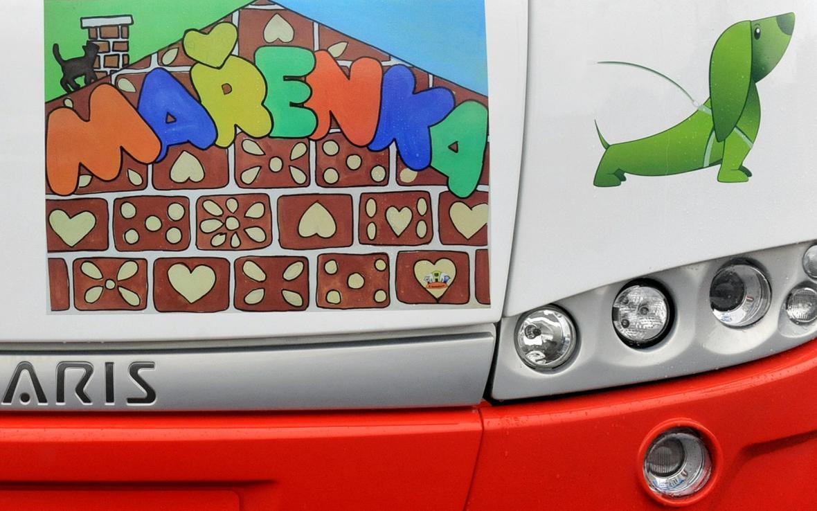 Nové trolejbusy v Opavě