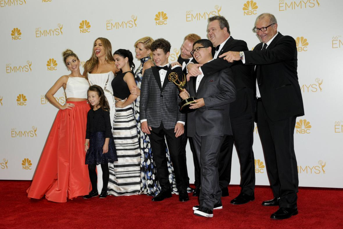 66. ceny Emmy: Taková moderní rodinka