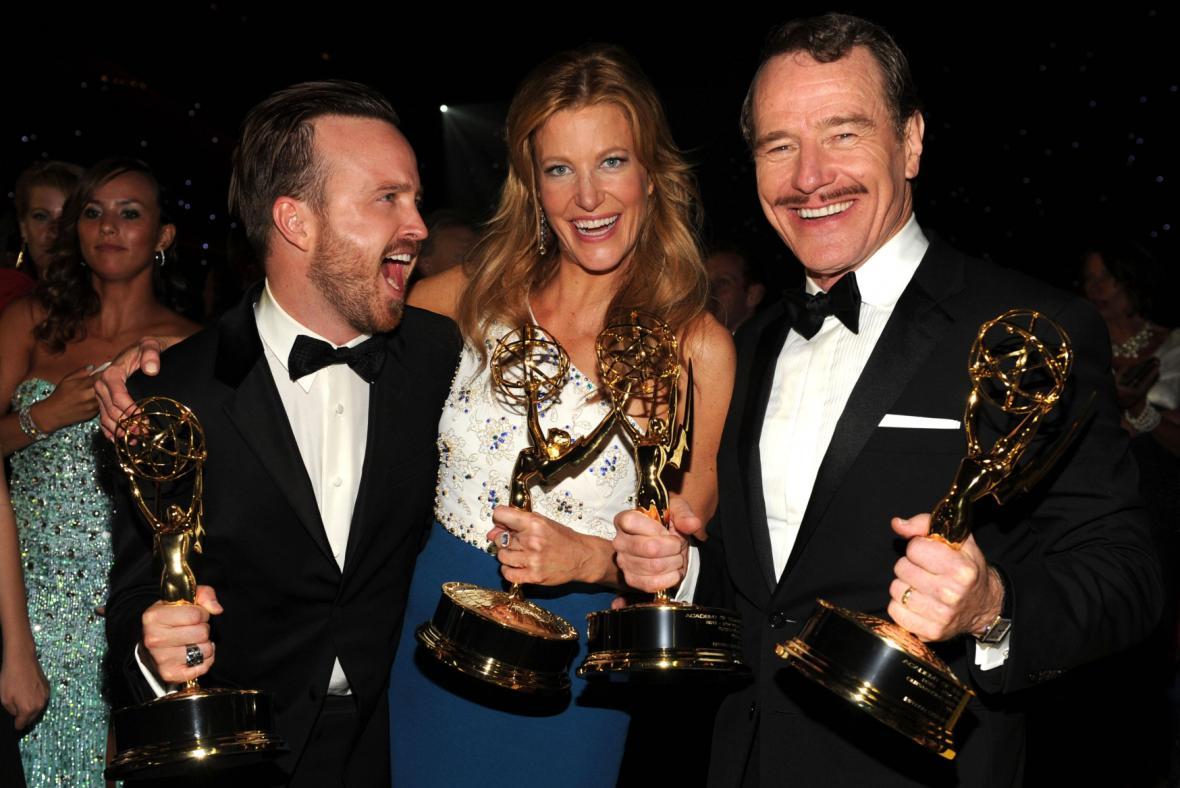 66. ceny Emmy: Perníkový táta