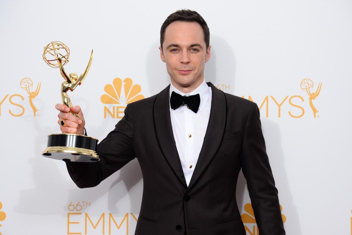 66. ceny Emmy: Jim Parsons