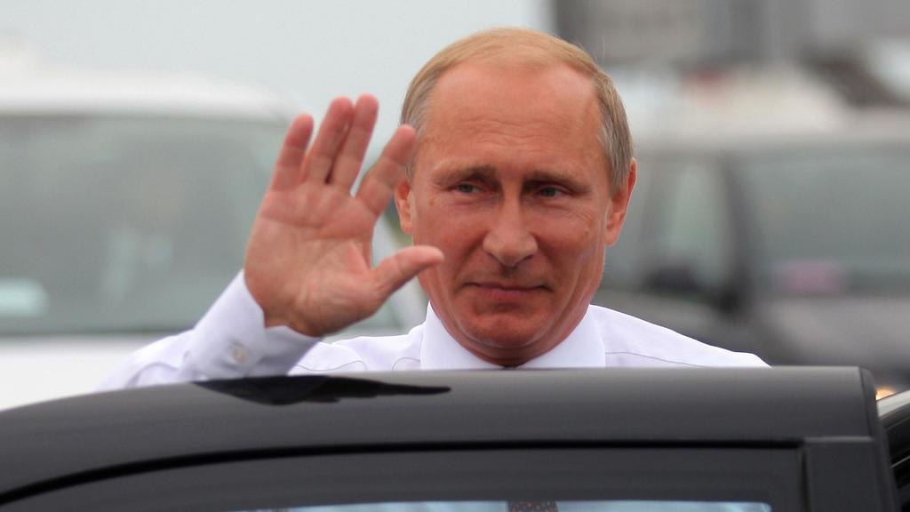 Vladimir Putin přiletěl na jednání do Minsku jako poslední
