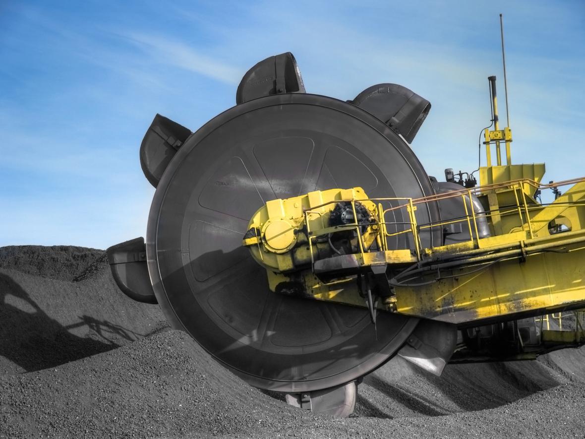 Zásoby uhlí v Polsku