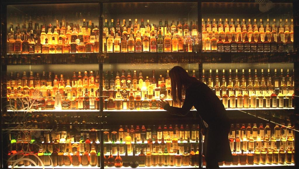 Skotská whisky