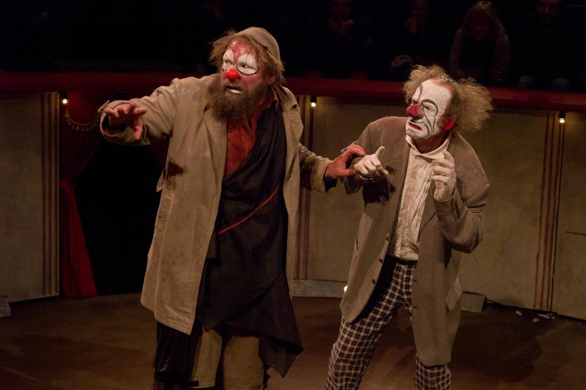 Cirque Trottola / Matamore