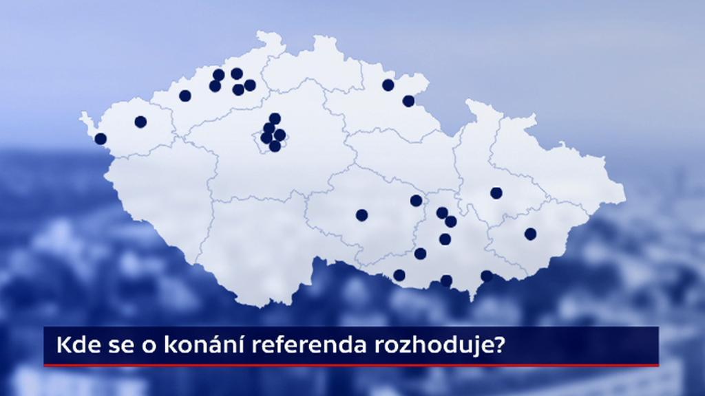 Kde se o konání referenda rozhoduje?