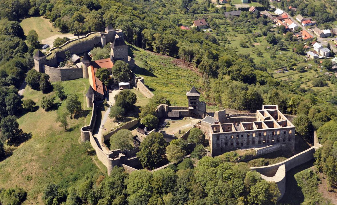 hrad Helfštýn