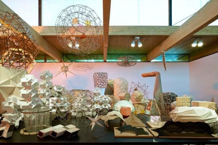 Olafur Eliasson / Model Room