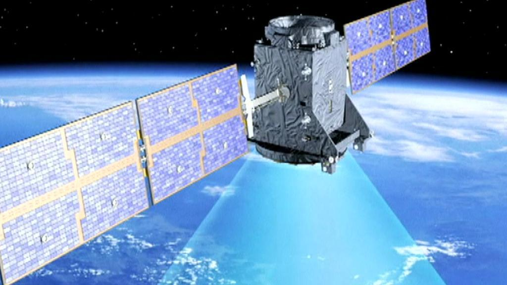 Družice evropského navigačního systému Galileo