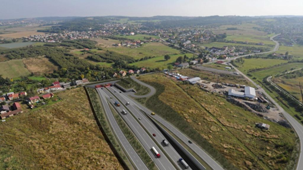 Rozestavěná dálnice D3