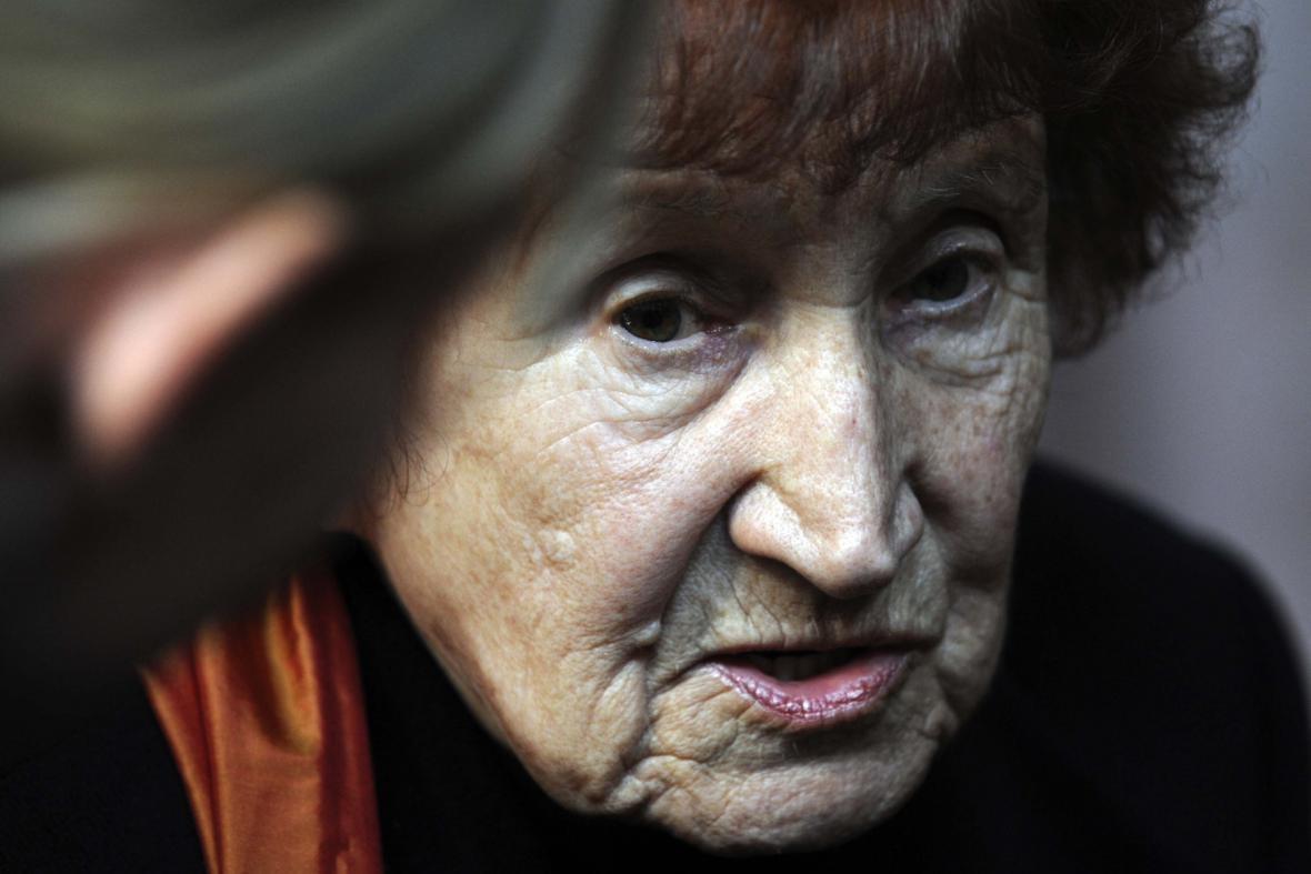 Bohumila Grögerová