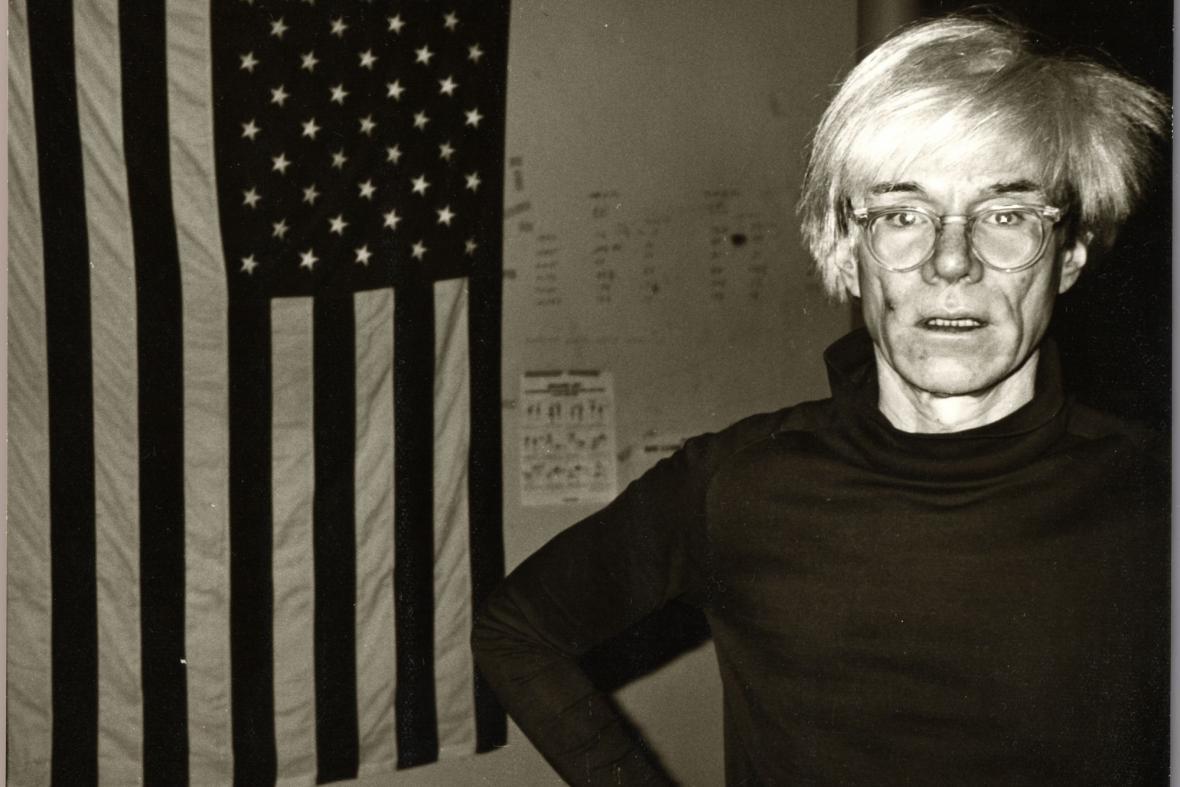 Andy Warhol, 1983