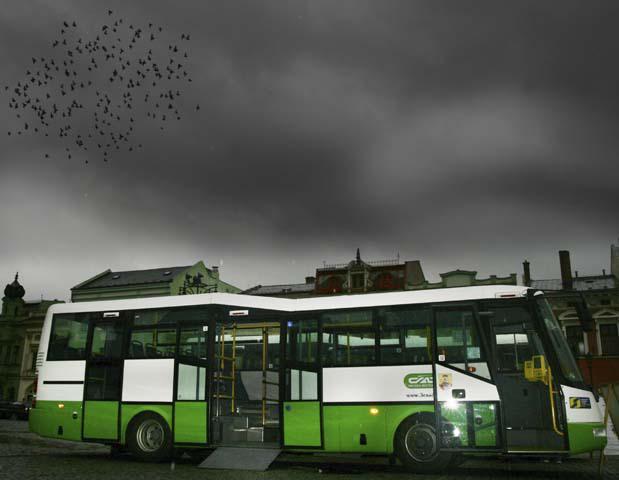 Městský autobus