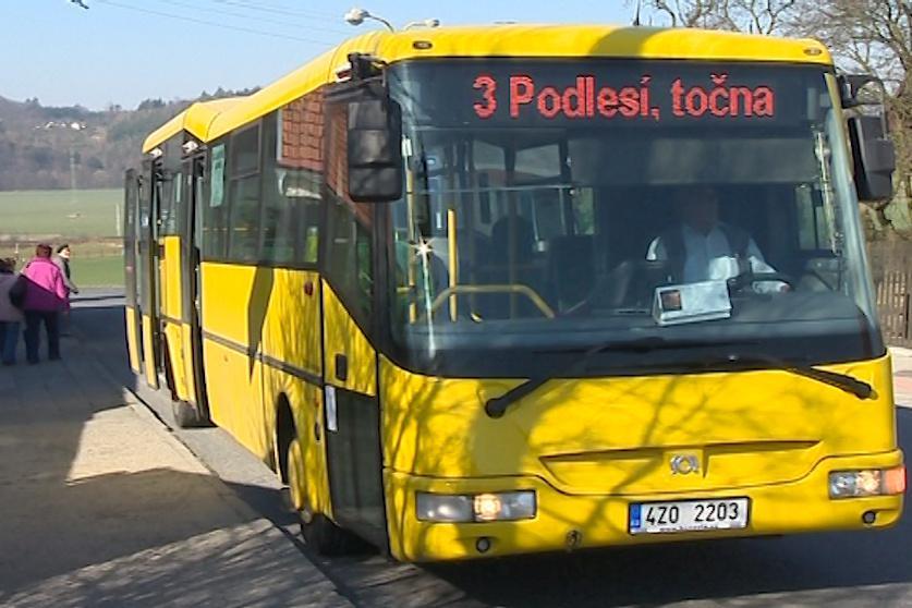 MHD Valašské Meziříčí