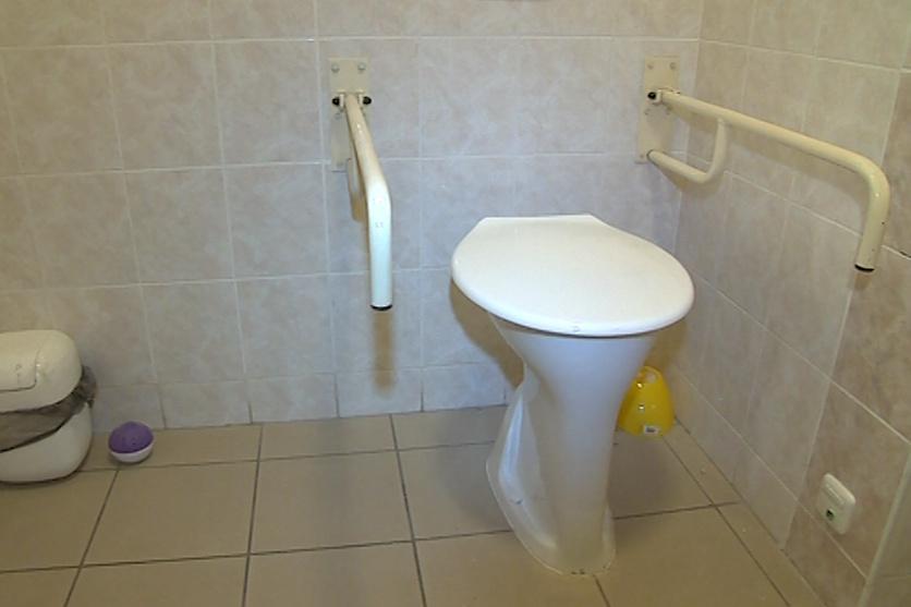 Přestavbou prošly i toalety