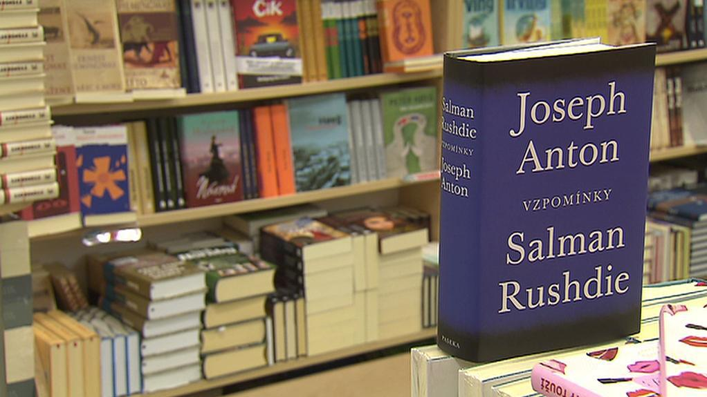 Salman Rushdie / Josef Anton: Vzpomínky