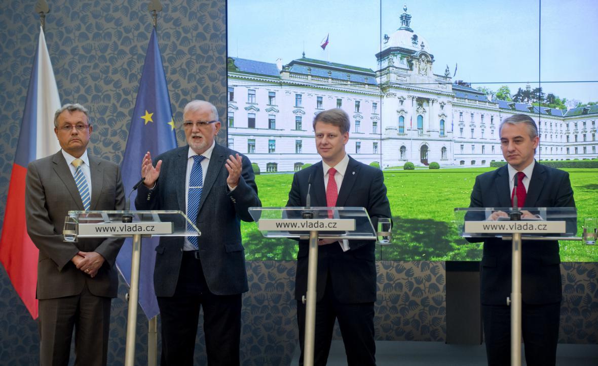 Pracovní skupina pro hodnocení dopadů sankcí