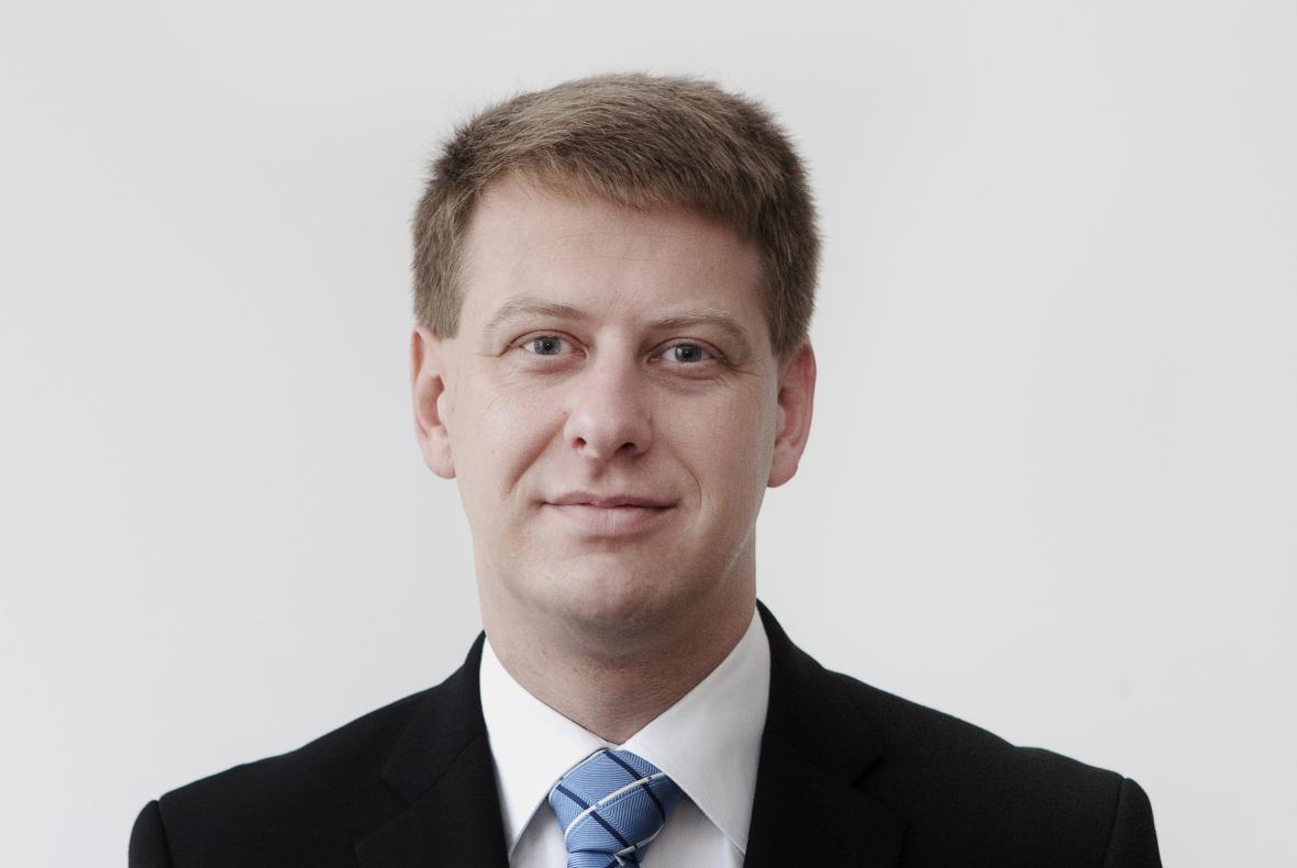 Tomáš Prouza na snímku z roku 2010