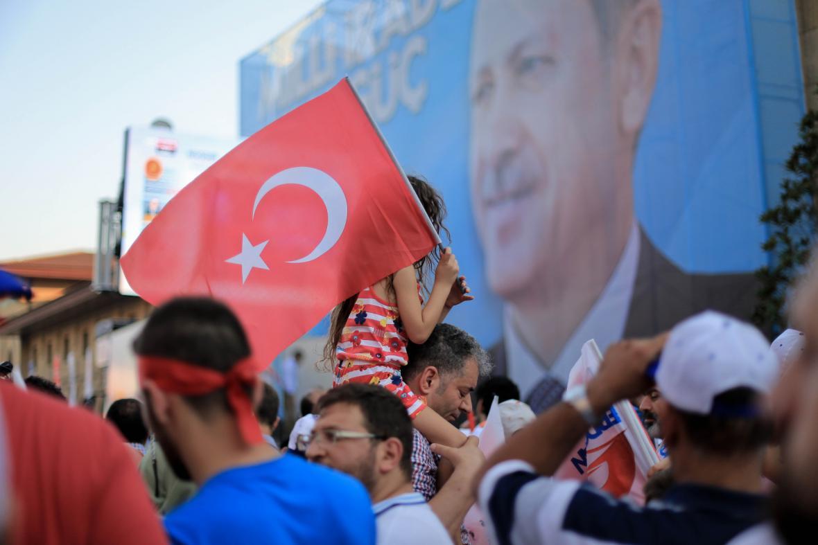 Prezidentské volby v Turecku