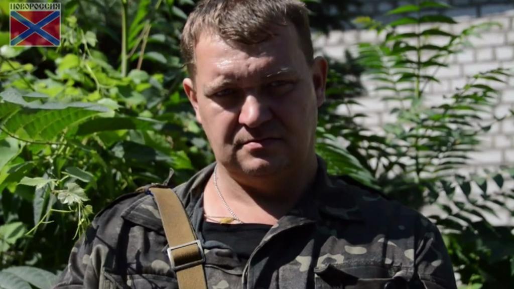 Muž se pod jménem Oldřich Grund vydává za člena povstaleckých sil