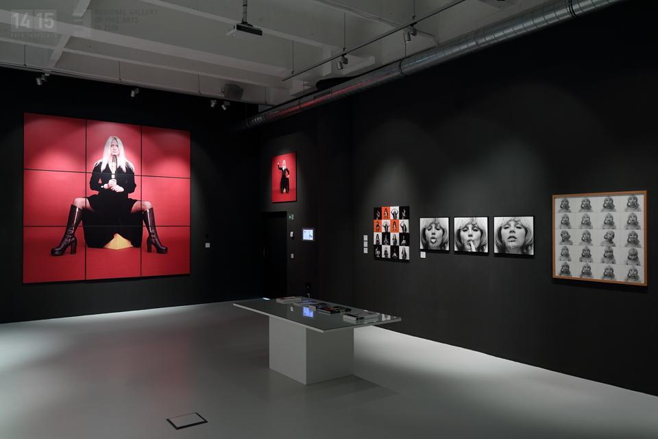 Z výstava Natalie LL ve Zlíně