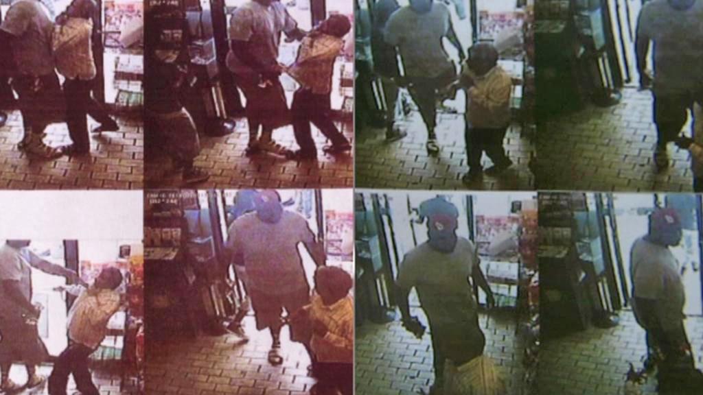 Záběry dokazující, že Michael Brown před smrtí loupil