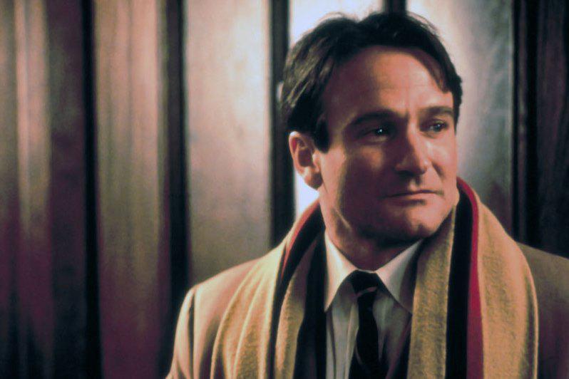 Robin Williams / Společnost mrtvých básníků