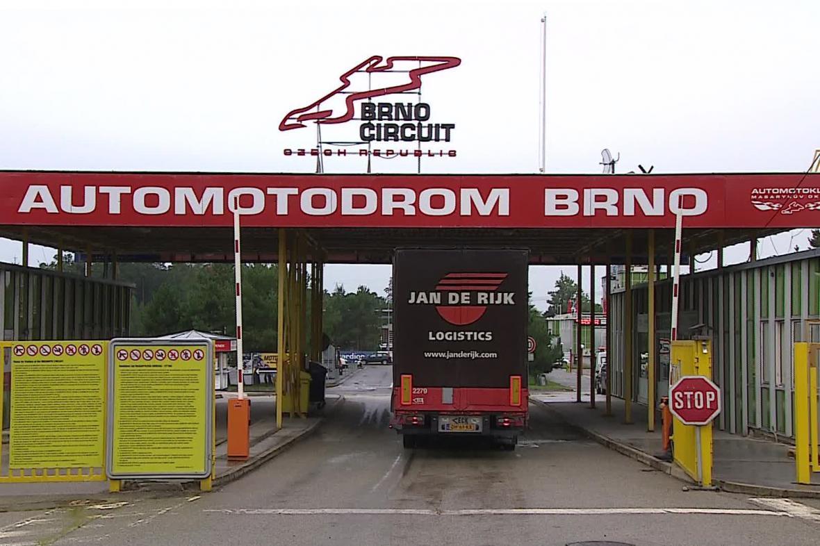 Na brněnském automotodromu vrcholí přípravy na Grand Prix