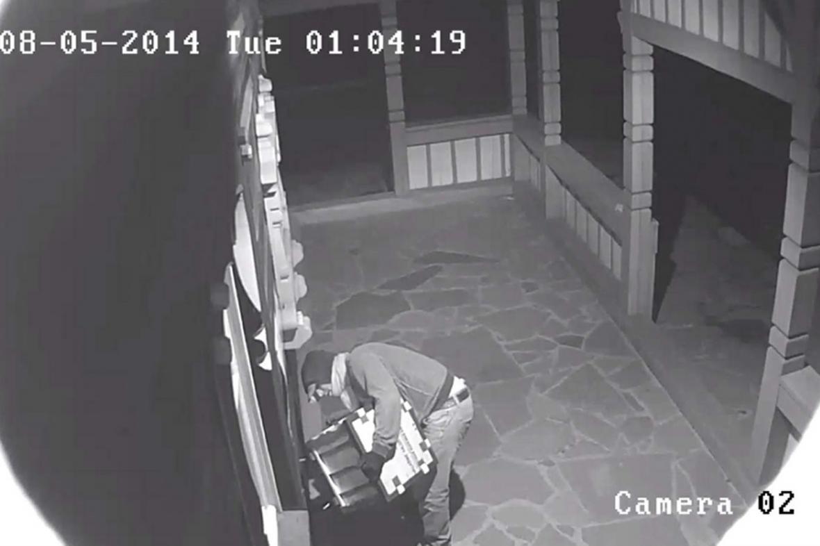 Kasička na Pustevnách se stala už dvakrát cílem zlodějů