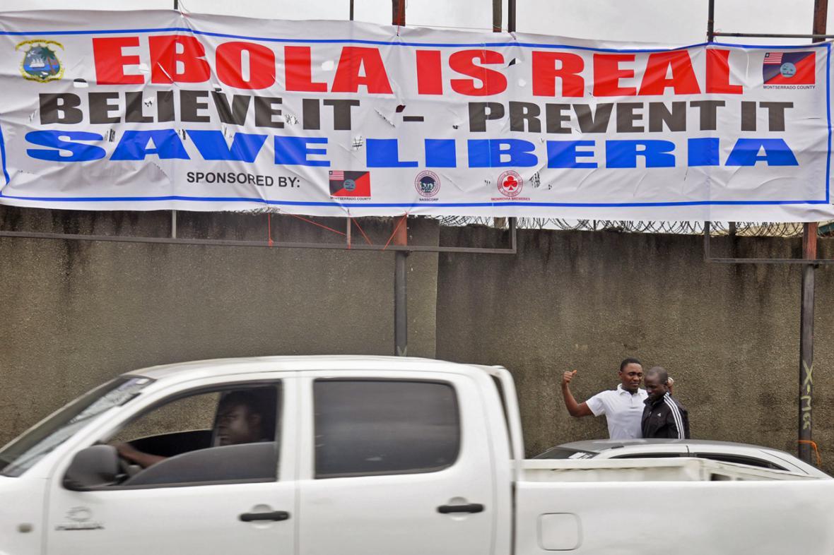 Libérie varuje před epidemií eboly