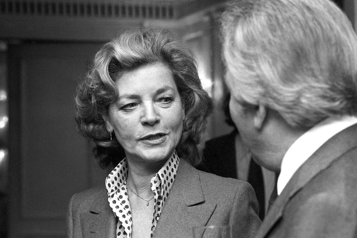 Lauren Bacallová (1979)