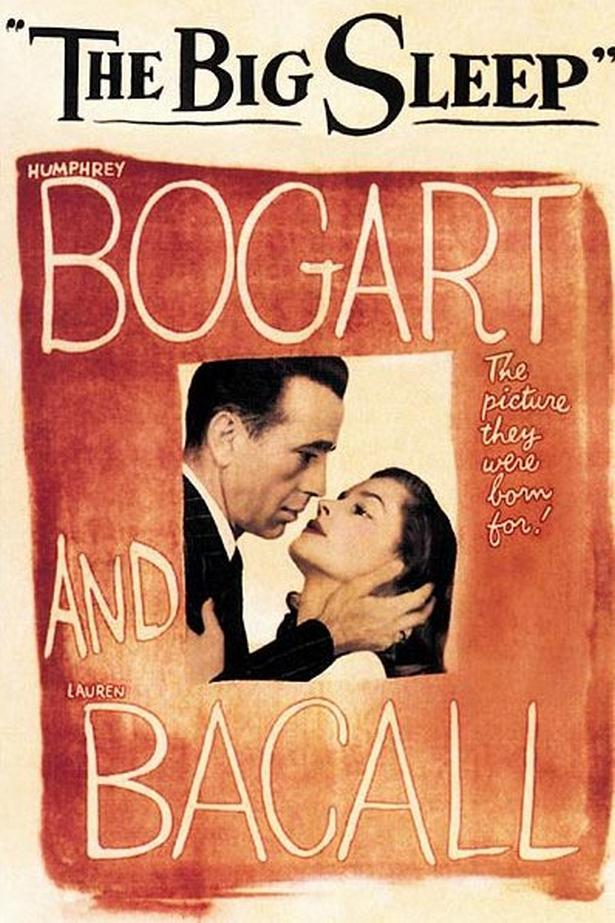 Plakát k filmu Hluboký spánek (1946)