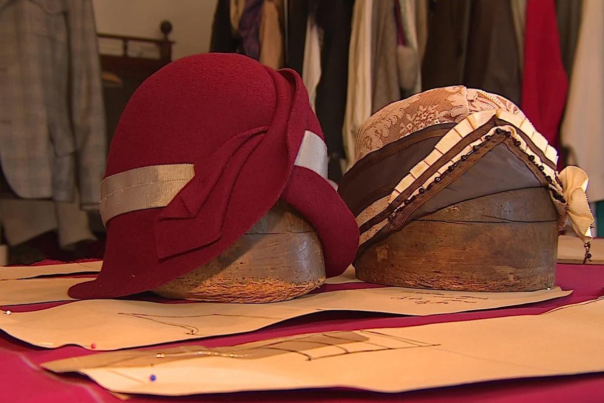 Dobové klobouky